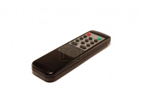 Photo pour La télécommande isolée sur fond blanc - image libre de droit