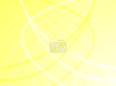 Photo for Yellow background with light and darker lines, - Royalty Free Image