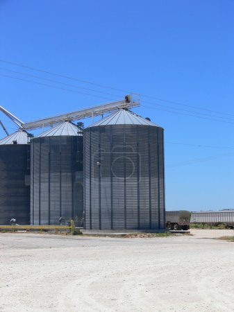 Grain Silos 4
