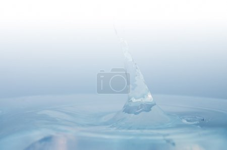 Clean water - shallow dof