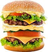 "Постер, картина, фотообои ""гамбургер"""