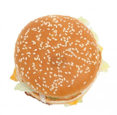 Photo pour Hamburger, genre Top - image libre de droit