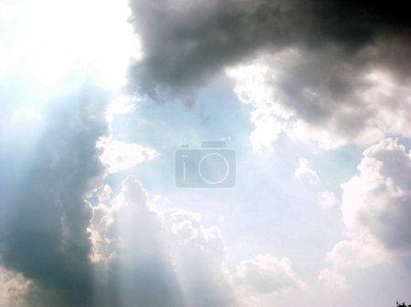 Heaven Shining Down on Earth