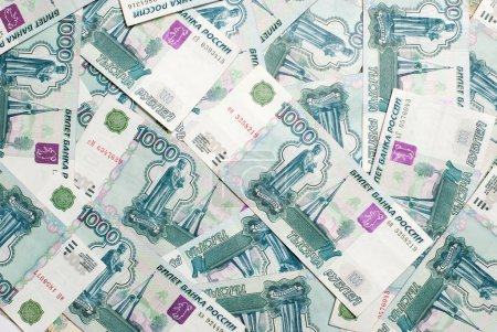 Russian money (Thousands of Rubles)