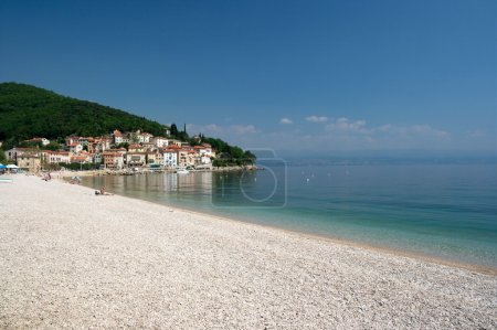 Photo for Mediterranean beach in croatia - Royalty Free Image