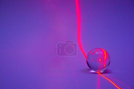 Photo pour Poutres sphériques et abstraites - image libre de droit