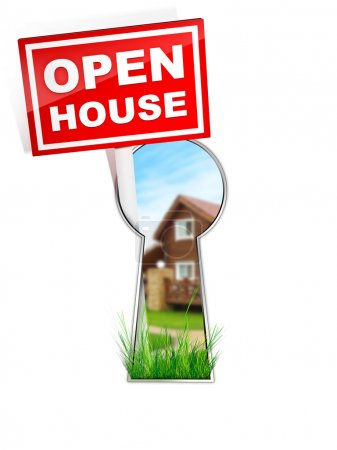 Sign - Open House