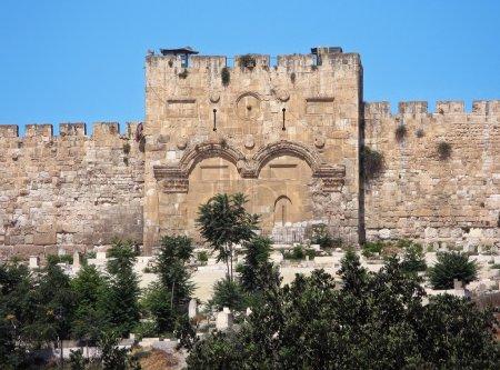 Photo for Walls of Jerusalem - Royalty Free Image