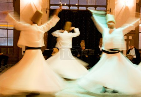 Photo for Dance of dervish - Royalty Free Image