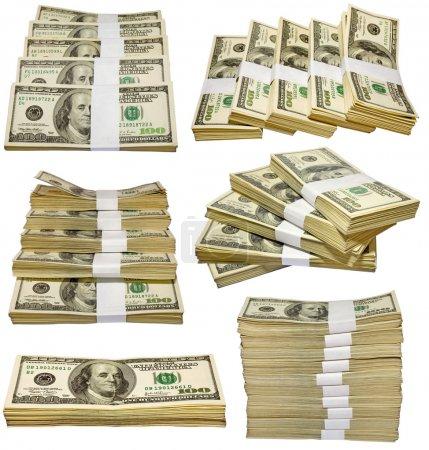 A good deal of money