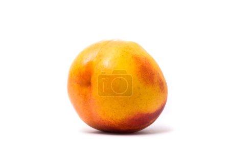 Photo pour Une belle nectarine de juteux - image libre de droit