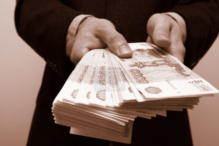 Financial Support (in Russian roubles)