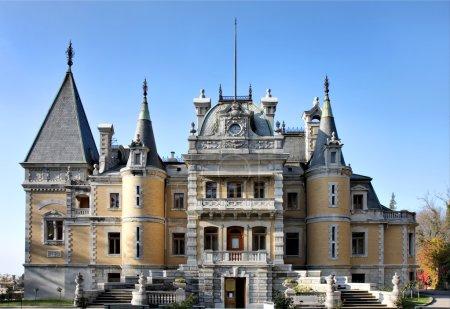 Massandra palace of Alexander III