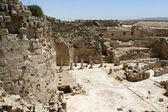 Ruins At Herodian National Park