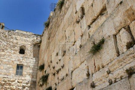 Wailing Wall in Jerusalem, Israel