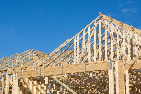 Truss Roof Construction