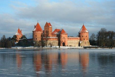 Lithuania castle - Trakai