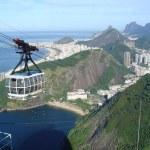 View of Rio de Janeiro city, Brazil