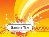 Abstract background with place for text design4