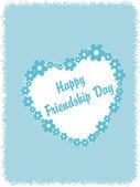 Beautiful friendship day greeting