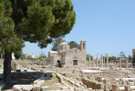 The early christian basilica