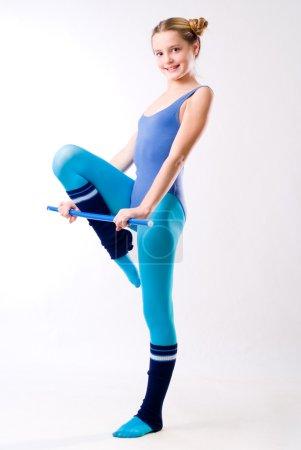 Gymnastic exercise