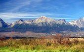 Tatra hory v létě