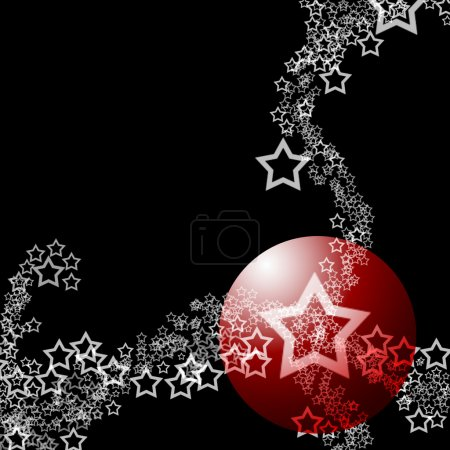 Elegant Abstract Starry Theme