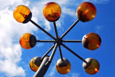 Orange Street Lantern