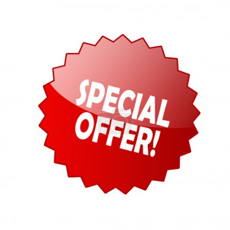 Photo for Special offer - Royalty Free Image