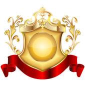 Heraldic shield v2