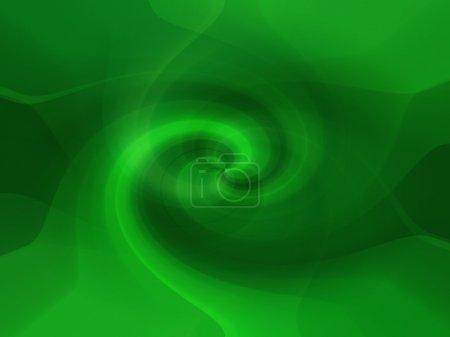 Photo pour Techno Contexte vert - image libre de droit