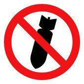Zastavit bombardování znamení