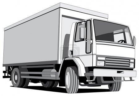 BW furgon