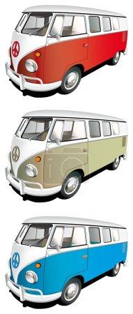 Minibus set