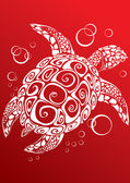 Turtle a print