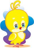 žluté kuře