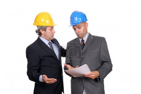 Two Engineers or Architects