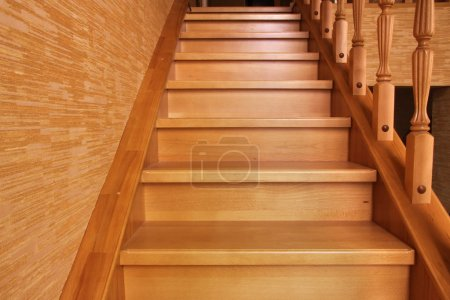 Photo for Beautiful interior stairs - Royalty Free Image