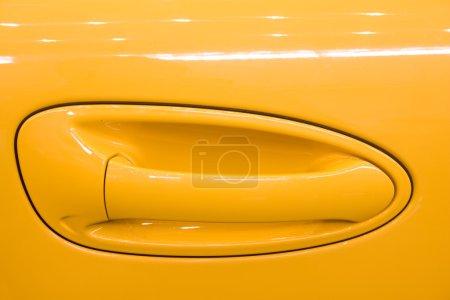 Handle of car door