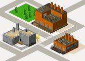Factory Isometric