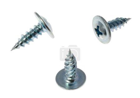 Photo for Three screws - Royalty Free Image