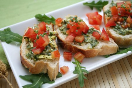 Photo pour Cuisine italienne - image libre de droit