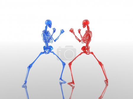 Skeletons box