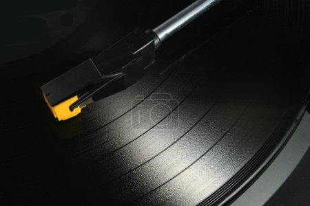 Photo pour Record d'acétate LP - image libre de droit