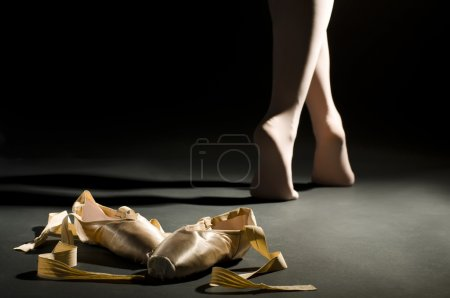 Ballet schoes