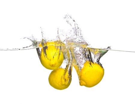 Three lemon