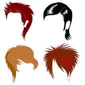 Hair styling for men