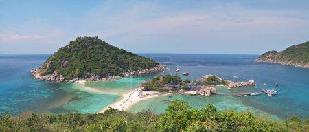 Beautiful ko tao island. Thailand