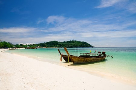 Beautiful beach on Koh Lipe, Andaman Sea